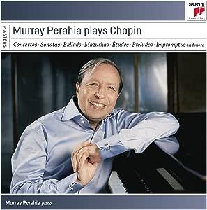 Perahia Plays Chopin