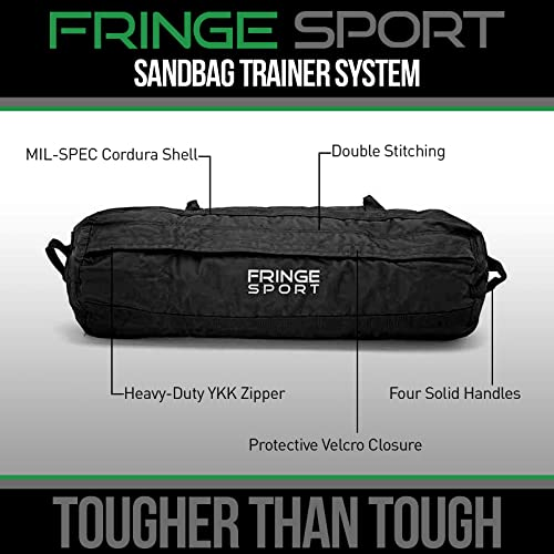 OneFitWonder Heavy Duty Sandbag Trainer System Filler Bag