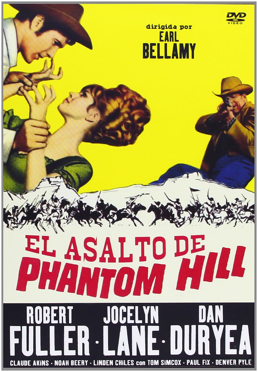 Amazon.com: El Asalto De Phanton Hill (Import Movie) (European Format - Zone 2) (2012) Varios: Movies & TV