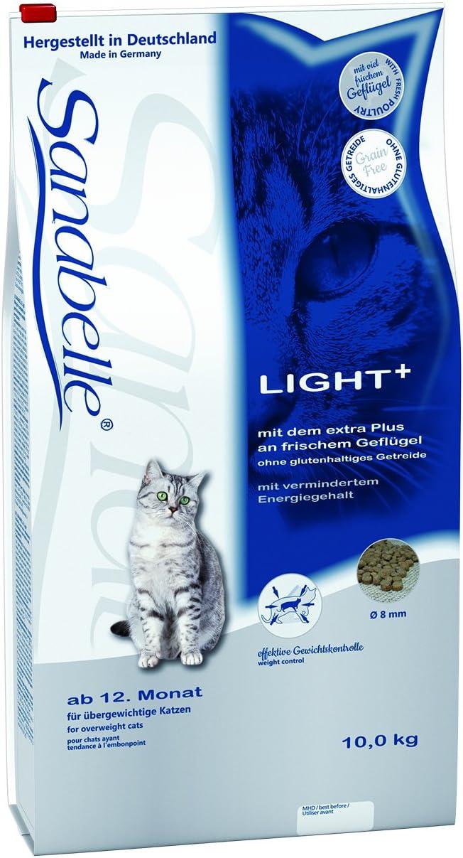 Sanabelle Light Comida para Gatos - 10000 gr: Amazon.es: Productos para mascotas