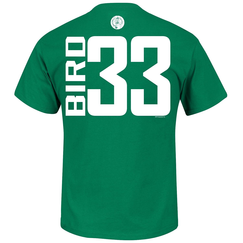 new products cf383 d36ec Amazon.com : NBA Big & Tall Hardwood Classic Name and# Tee ...