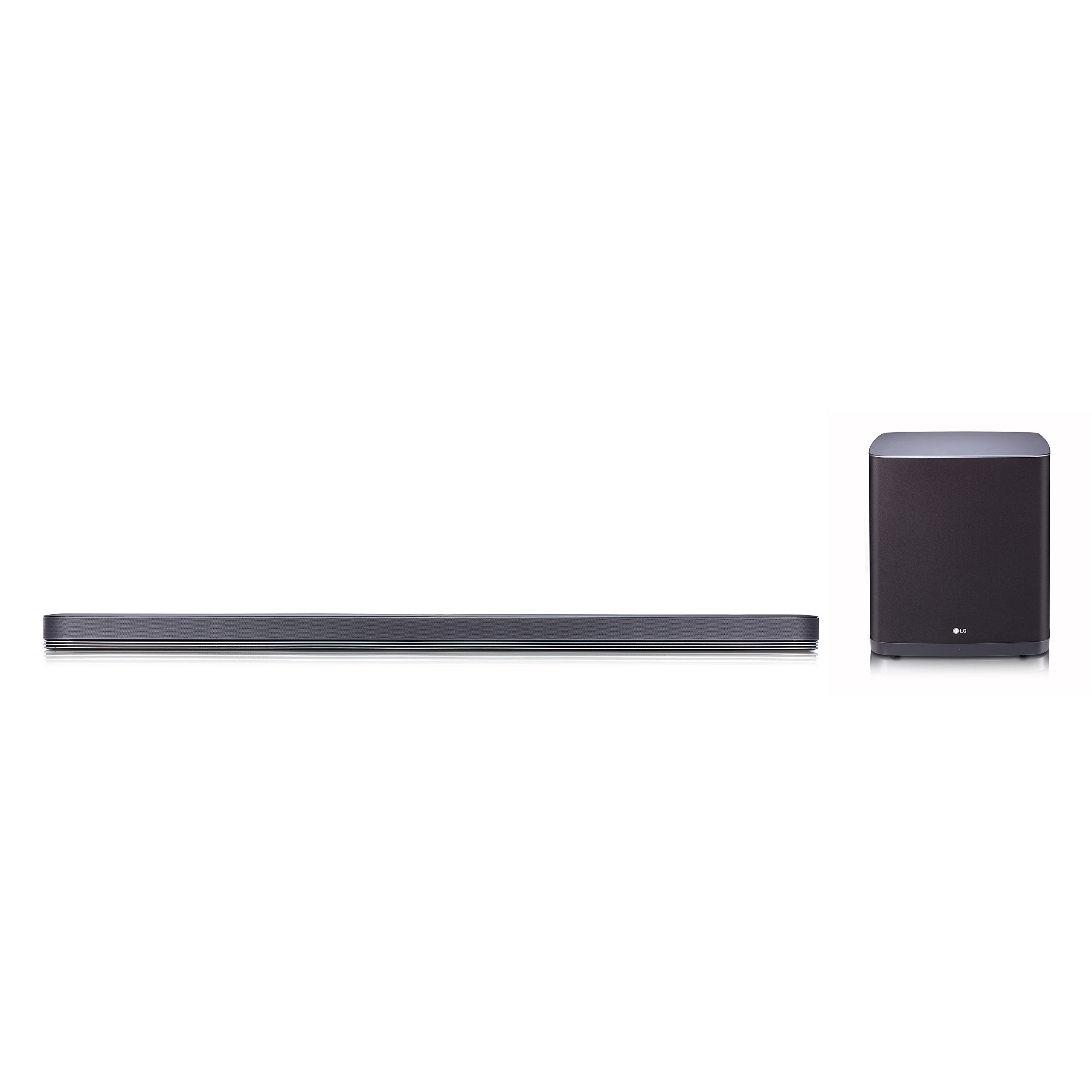 LG Electronics SJ9 5.1.2 Channel High Resolution Audio Sound Bar with Dolby Atmos (2017 Model) by LG