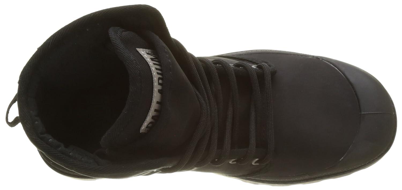 Palladium Pampa Solid Ranger TP Boots schwarz schwarz schwarz Schwarz (Black 0) 4a437c