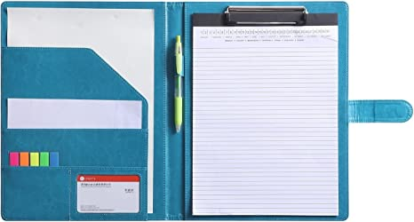 Amazon.com: Carpeta portapapeles A4, Turquoise: Office Products