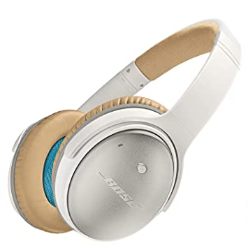 bose noise cancelling headphones white. bose quietcomfort 25 acoustic noise cancelling headphones for apple devices, white(wired, 3.5 white amazon.com