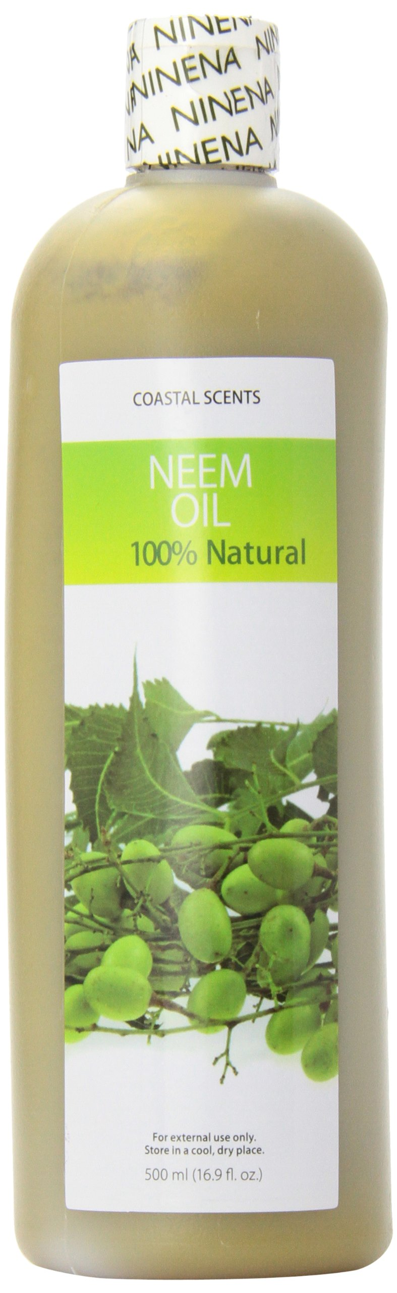Coastal Scents 100% Pure and Natural Neem Oil (OL-012)