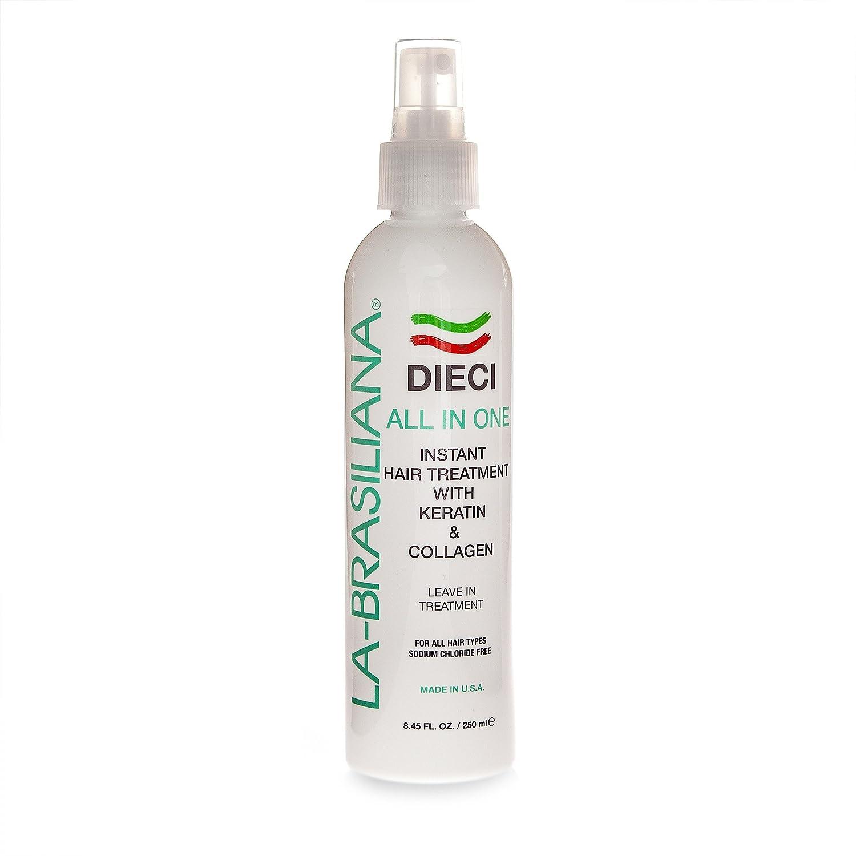 La-Brasiliana Dieci All-In-One Instant Hair Treatment