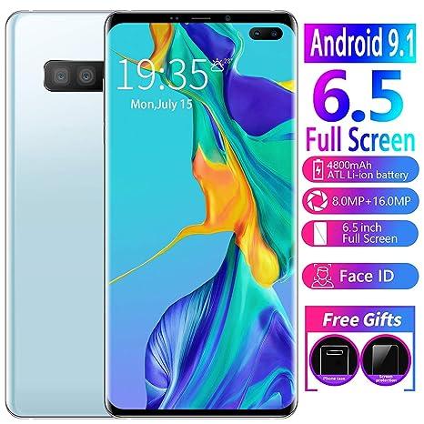 Smartphone Smartphone desbloqueado 8 Core Android 9.1 Doble ...