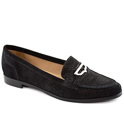 Driver Club USA Women's Genuine Leather Hand Crafted in Brazil St. Louis Fashion Loafer   Loafers & Slip-Ons