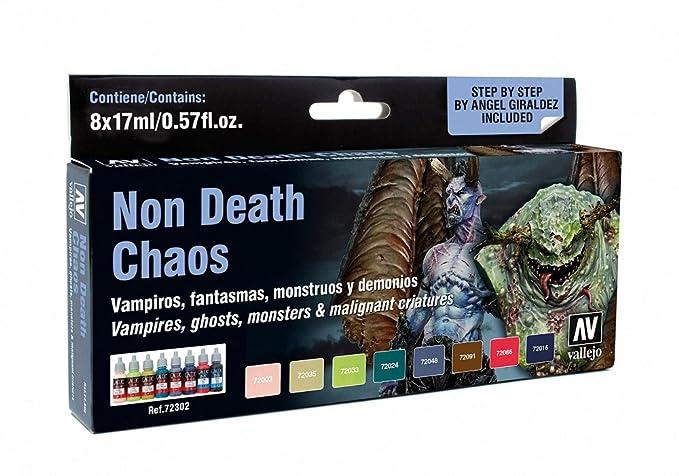 ec5ef99f1162d Vallejo Non Death Chaos 17Ml Paint