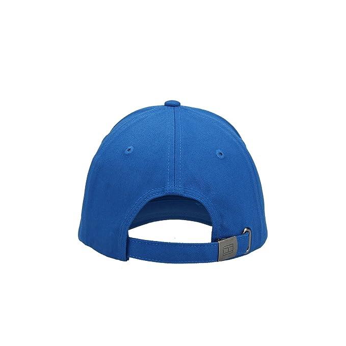 Tommy Hilfiger GORRA AM0AM03994 901 BLUE LOLITE U Azul: Amazon.es: Ropa y accesorios