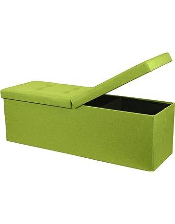 Phenomenal Storage Benches Amazon Com Dailytribune Chair Design For Home Dailytribuneorg