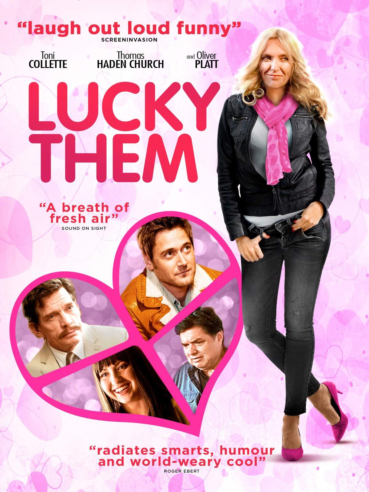 Lucky Them on Amazon Prime Video UK