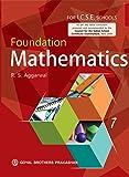 Foundation Mathematics for ICSE School Book 7