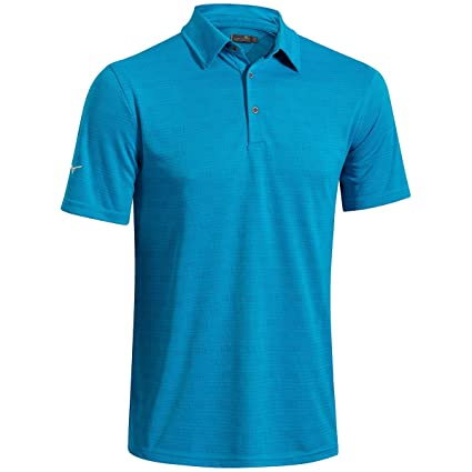 b4387865 Amazon.com : Mizuno Golf 2016 Drylite Textured Polo Performance Mens ...