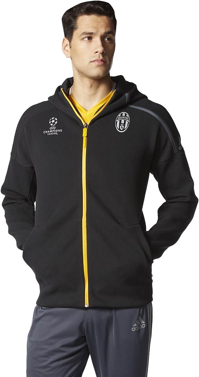 adidas Juventus Anth ZNE Chandal, Hombre, Negro (Negro/doruni ...