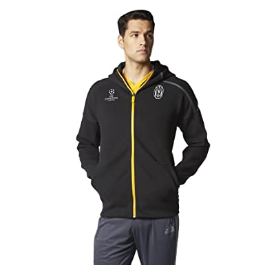 adidas Juventus Anth ZNE Chandal, Hombre, Negro (Negro