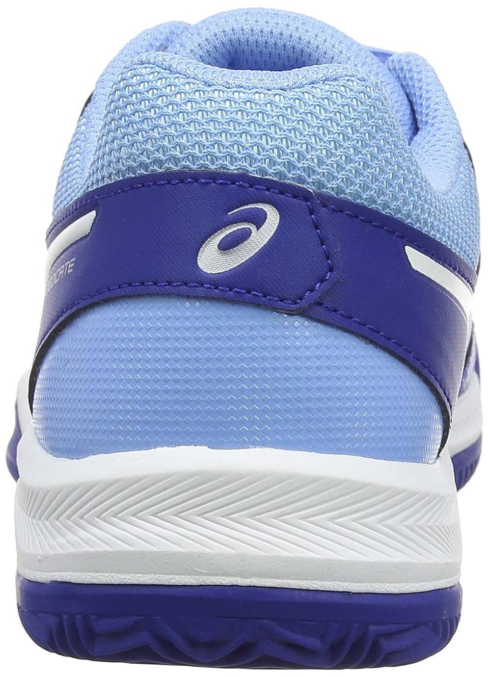 ASICS Damen Gel-Dedicate 5 Clay Tennisschuhe Blau (Monaco Blau/Weiß Blau/Weiß Blau/Weiß 400) 3fa965
