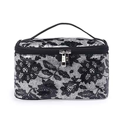 a39b70127f LXY Korea Cosmetic Bag Large Capacity Travel Waterproof Professional Cosmetic  Case Portable Portable Cosmetics Storage Box