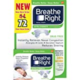Breathe Right Nasal Strips, Extra Clear for