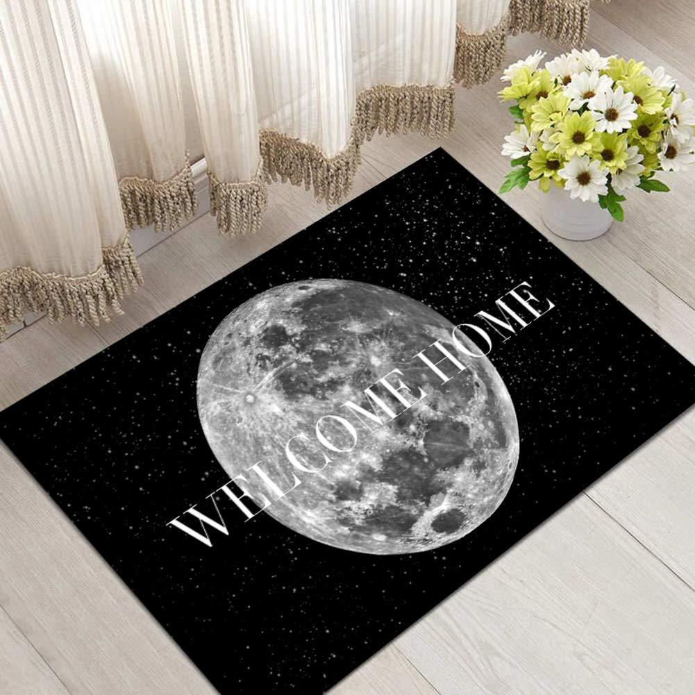 E 80x120cm(31x47inch) Door mat,Entrance Door mats Bedroom Bathroom Non-Slip mat Floor mat Rectangle Rug Indoor Doormat-D 80x120cm(31x47inch)