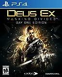 Deus Ex Mankind Divided - PlayStation 4 Standard Edition