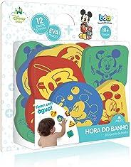 Hora do Banho Disney Baby, Toyster Brinquedos, Multicor