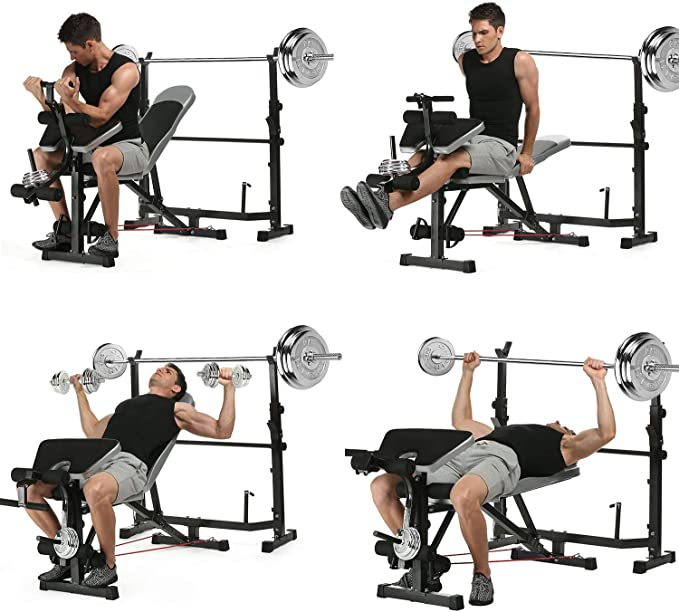 Best Bench Press Racks Review In 2021 4