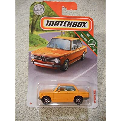 matchbox. Metal 69 BMW 2002 Road Trip 11/20 New 2020: Toys & Games