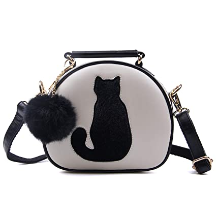 Amazon.it: borsa gatto