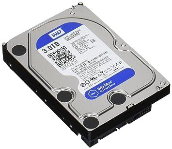 2年保証 内蔵ハードディスク WD HDD 3.5インチ 3TB WD Blue WD30EZRZ-RT SATA3.0 5400rpm