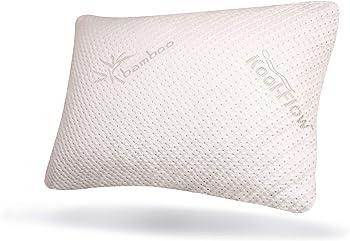 Snuggle-Pedic Original Bamboo Shredded Ultra-Luxury Memory Foam Pillow