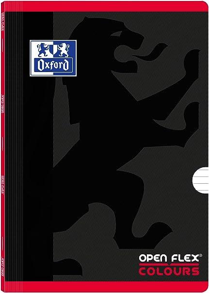 Oxford Openflex colours - Pack de 10 Cuadernos grapados tapa ...
