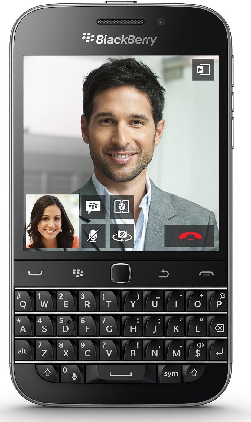 BlackBerry Classic AT&T Black SQC100-4