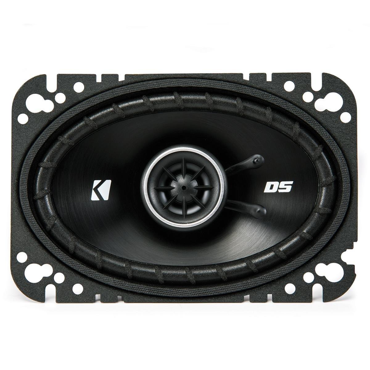 Kicker 43DSC4604 4x6 2-way Speaker Pair by Kicker (Image #3)