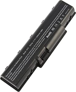 AC Doctor INC 5200mAh 6-Cell Laptop Battery Replacement for Acer Aspire AS07A72 AS07A31 AS07A41 AS07A51 New
