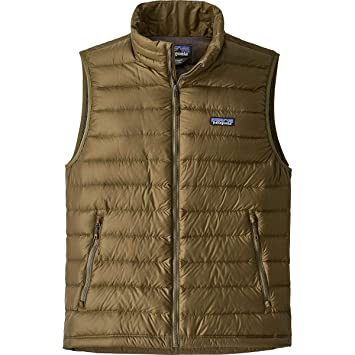 Patagonia Mens Down Sweater Vest Amazoncouk Sports Outdoors