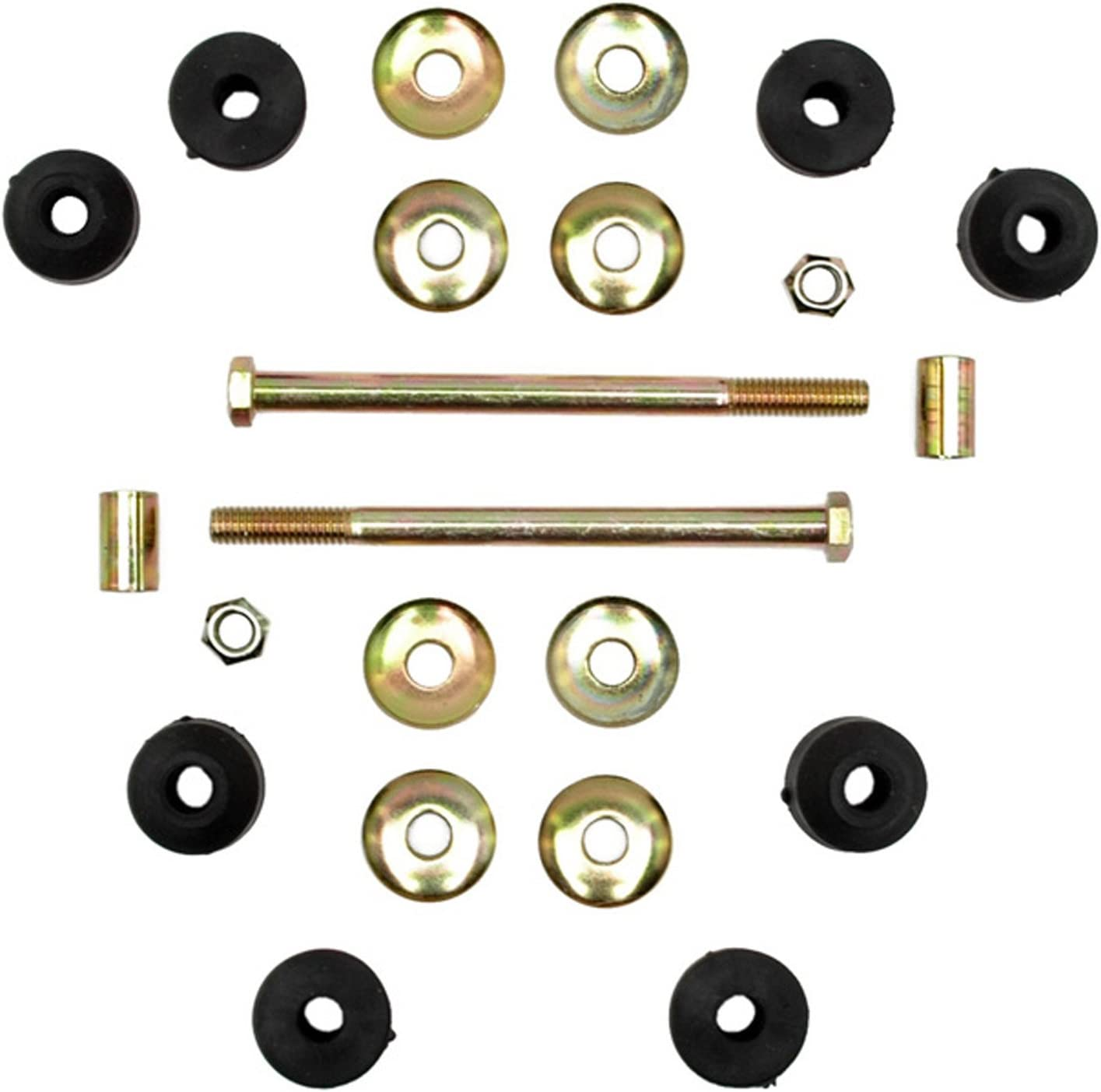 Suspension Stabilizer Bar Link Kit Front,Rear ACDelco Advantage 46G0000A
