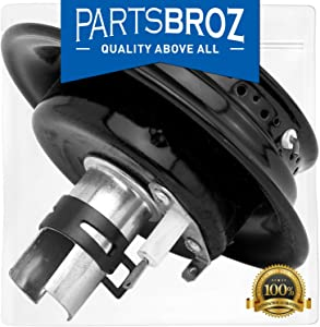 3412D024-09 Burner Assembly for Magic Chef & Maytag Gas Ranges by PartsBroz – Replaces WP3412D024-09, AP6008592, 3412D024-09, 12500050, 3412D007-00, 3412D007-09, 3412D014-09, 3412D015-09, 74003963