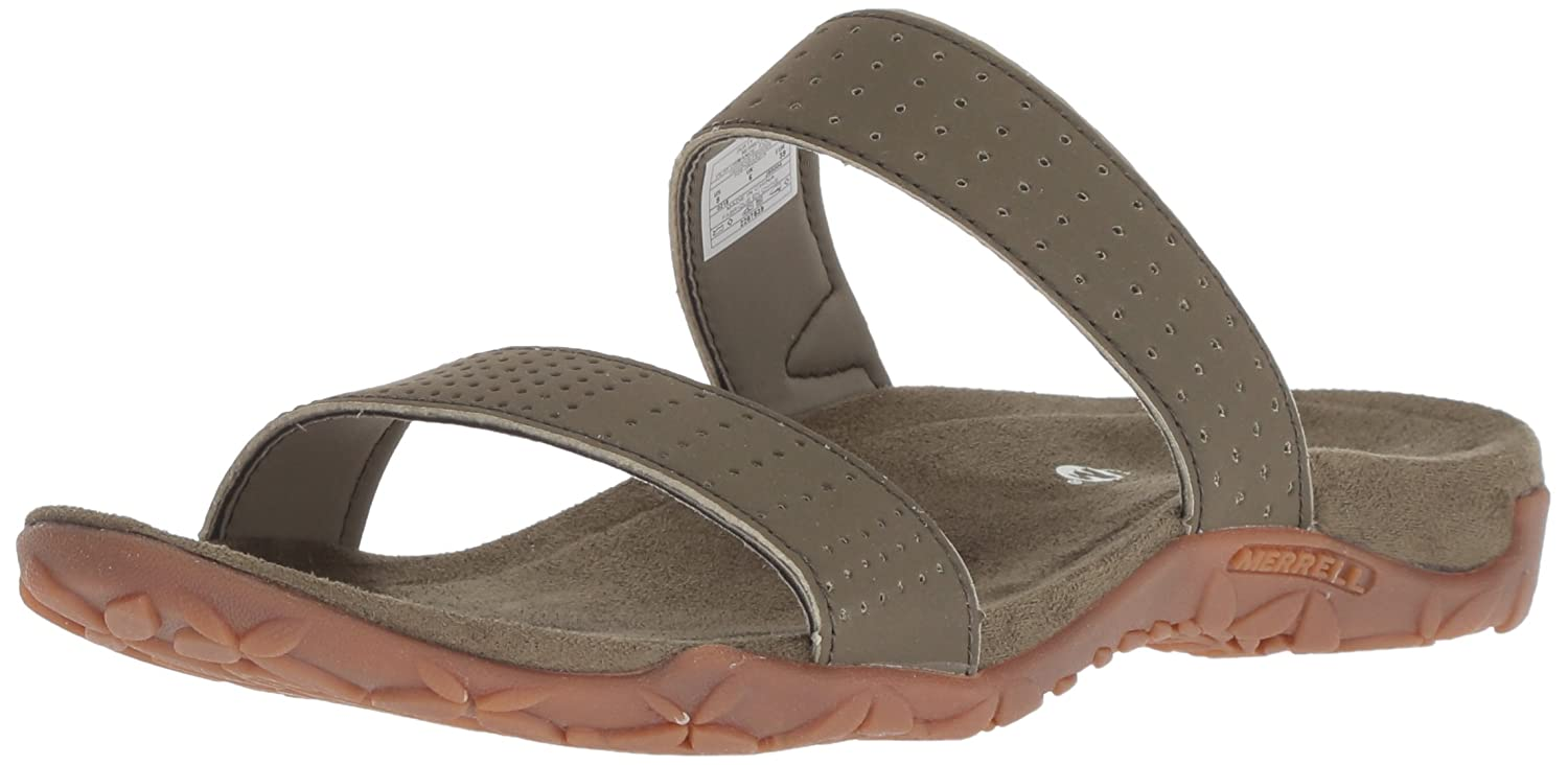 Merrell Womens/Ladies Terran Ari Breathable Synthetic Slide Sandals J94042