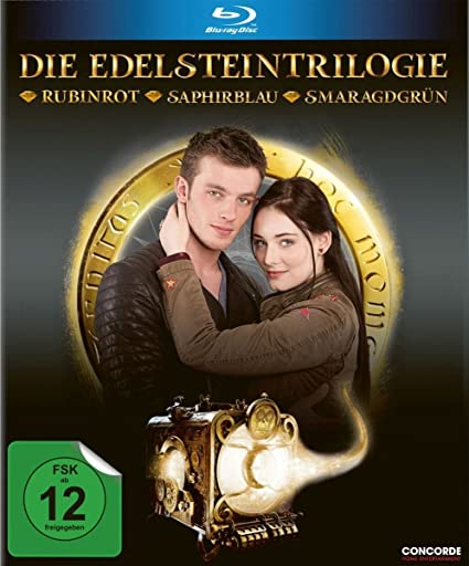 Smaragdgrün bluray