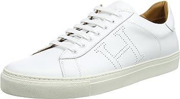 Hackett London Basic Blucher, Zapatos de Cordones Derby para Hombre