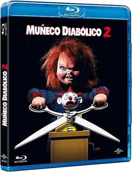 El Muñeco Diabólico 2 Blu Ray Import 2014 Alex Vincent Jenny Agutter Cine Y Tv