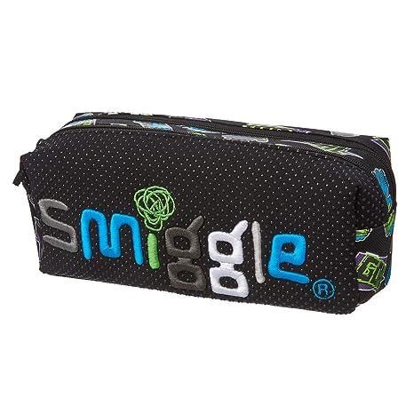 Amazon.com: Smiggle Poppin - Estuche con cremallera doble ...