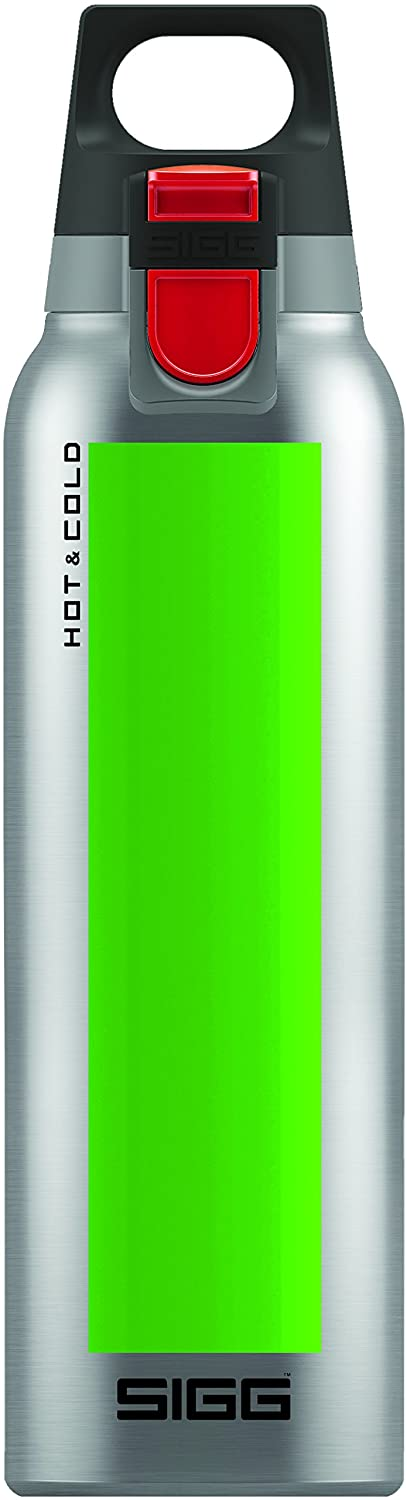SIGG HOT & COLD ONE ACCENT GREEN BOTTLE (0.5 L)   B019F62WDM