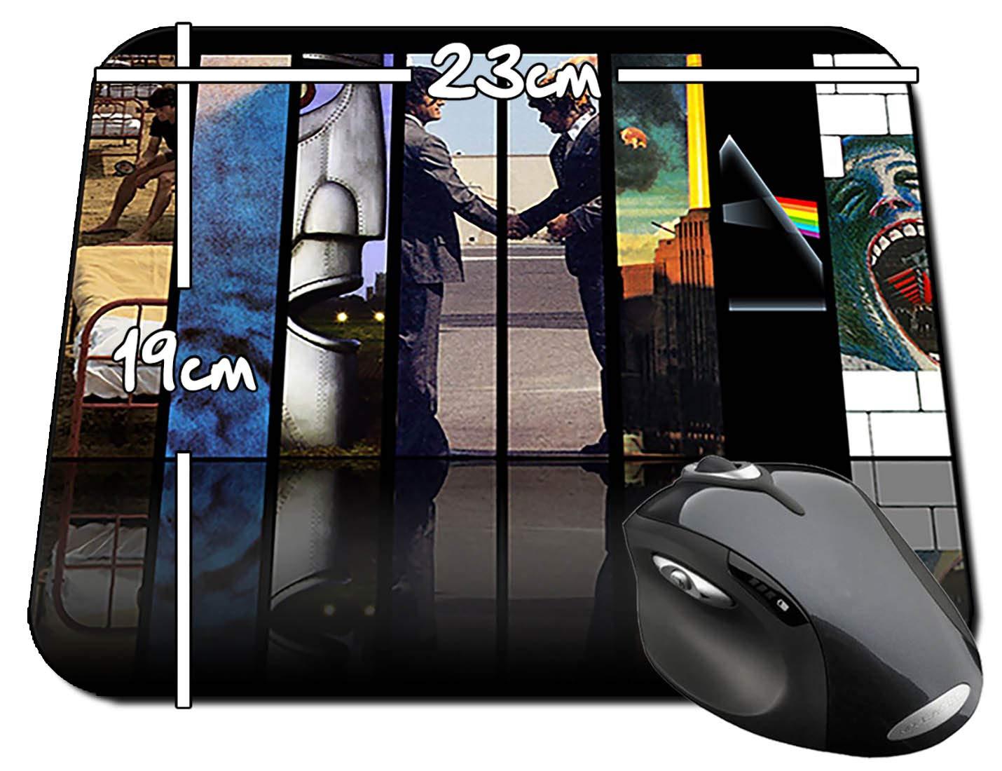 Pink Floyd C Alfombrilla Mousepad PC: Amazon.es: Electrónica