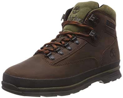 ee143e7ca6c Timberland Men's's Euro Hiker Sf Lt High Rise Hiking Boots