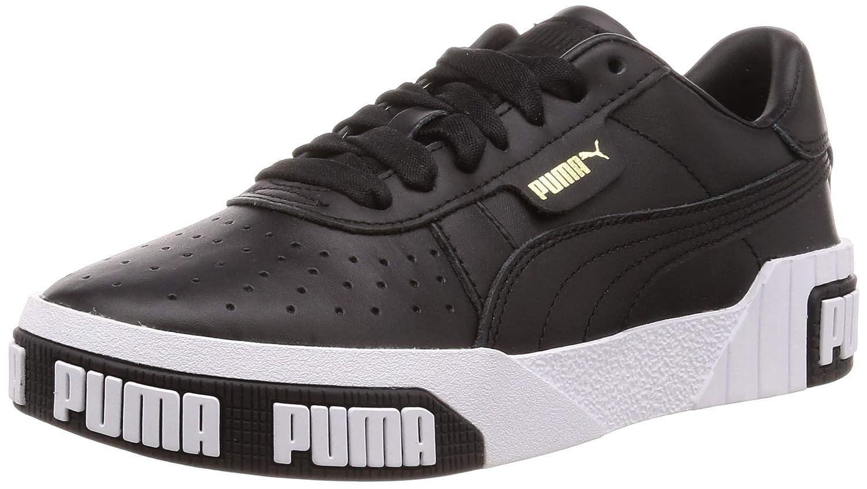 f646ad93a7 Amazon.com | PUMA Cali Bold Womens Black Sneakers | Fashion Sneakers