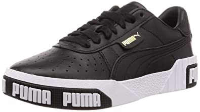 | PUMA Cali Bold Womens Black Sneakers | Fashion