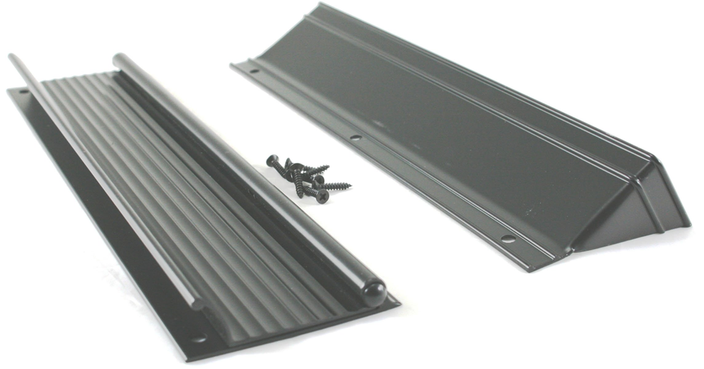 M-D Building Products 28571 13-Inch Flap and Hood Mail Slot
